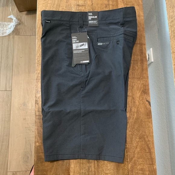 Hurley Other - NWT Hurley Nike Dri-Fit Regular fit Chino Shorts